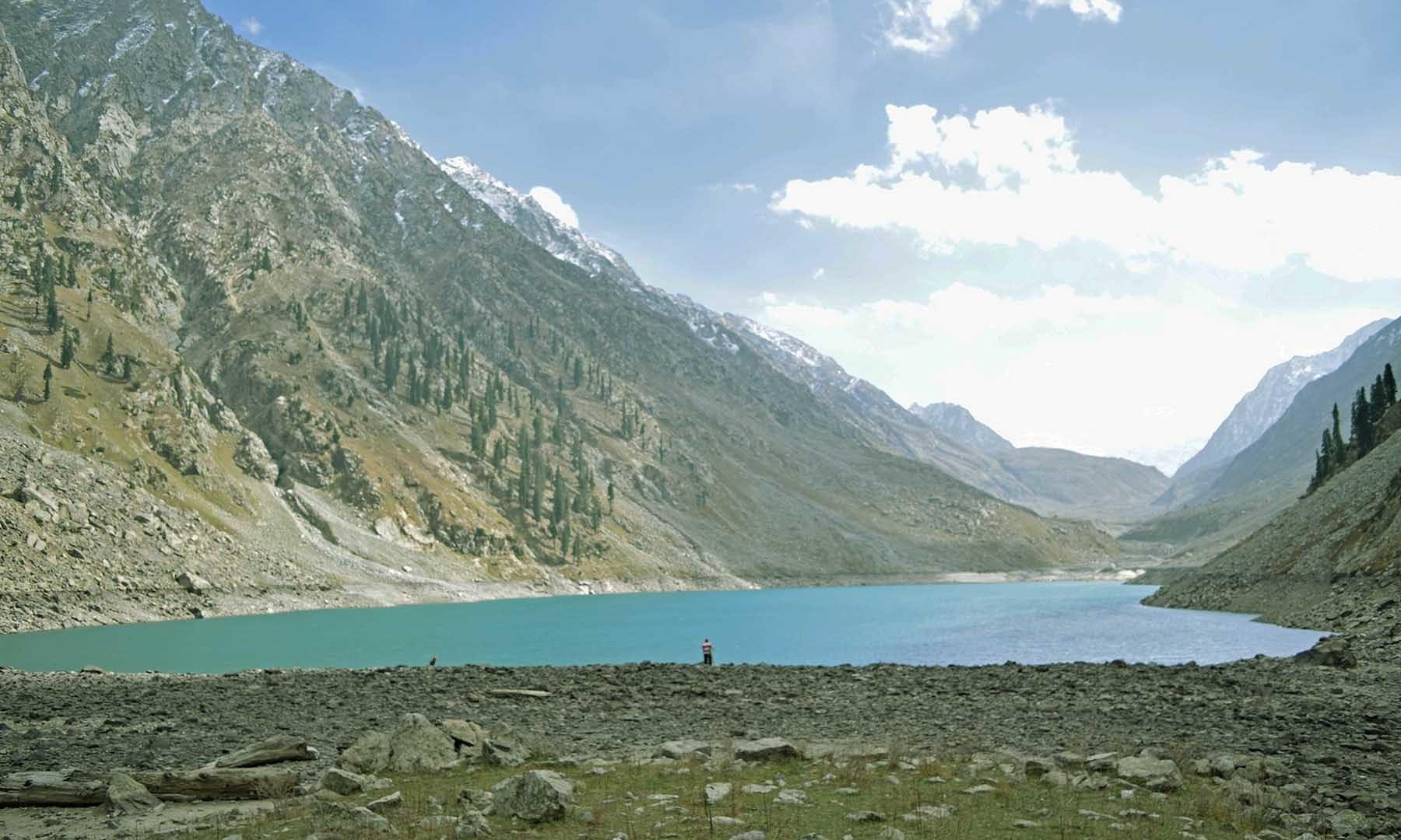 کنڈول جھیل—تصویر امجد علی سحاب