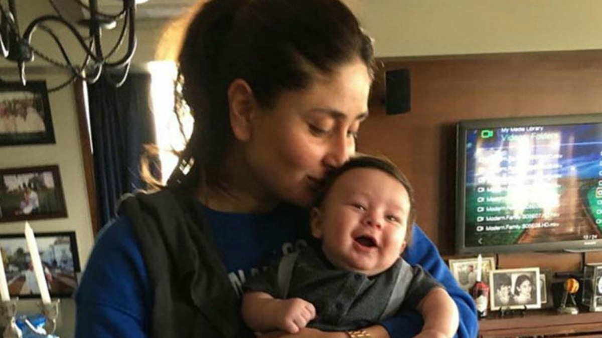 No one has the right to comment on what kind of mother I am: Kareena Kapoor