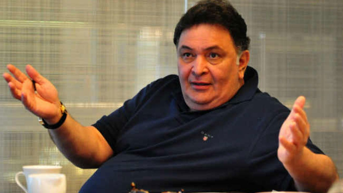 """Rishi Kapoor requested the IPL to """"consider Pakistani players"""" before kick-off"""