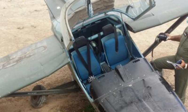Pak Army training aircraft crash-lands near Peshawar due to 'technical failure'