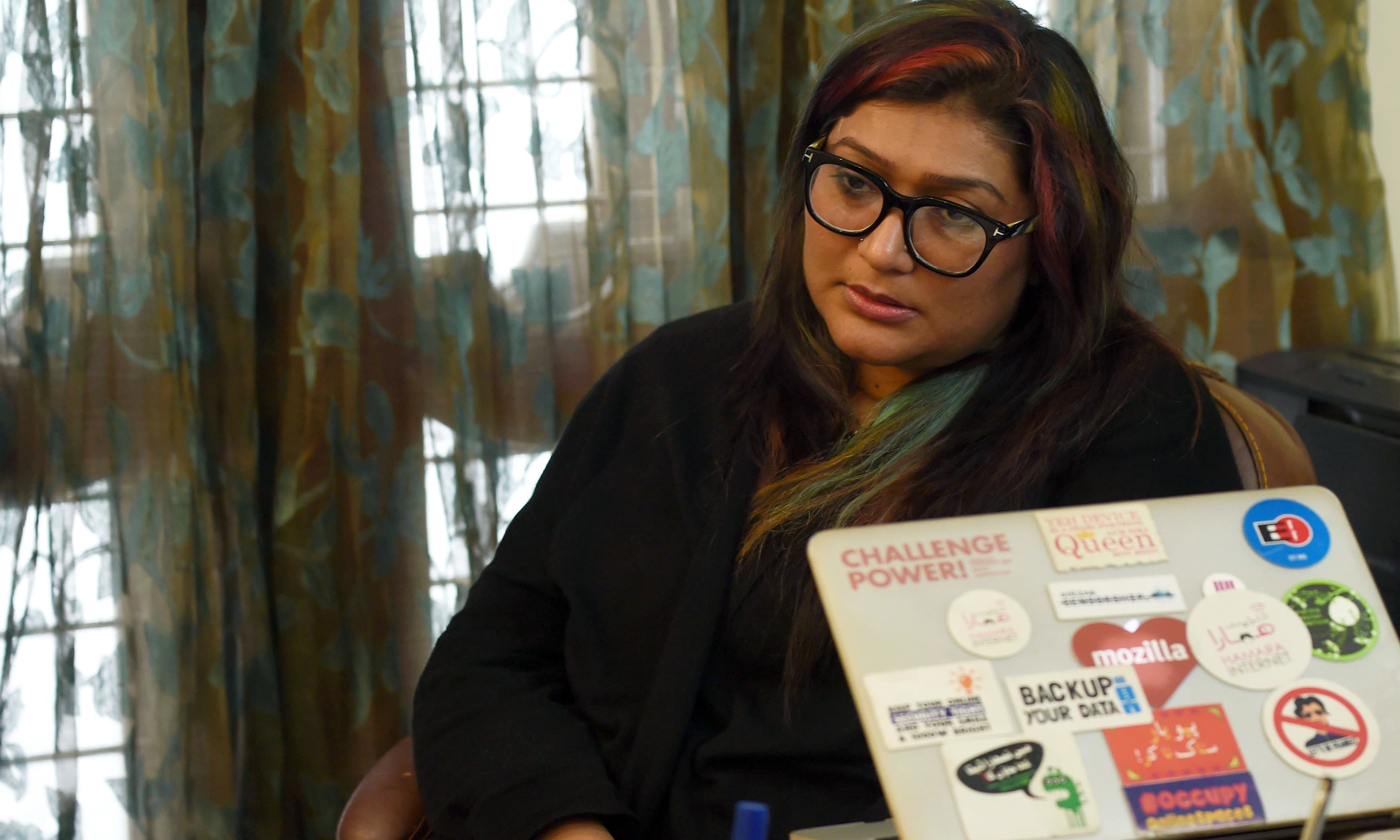 Nighat Dad, making safe online space for women possible