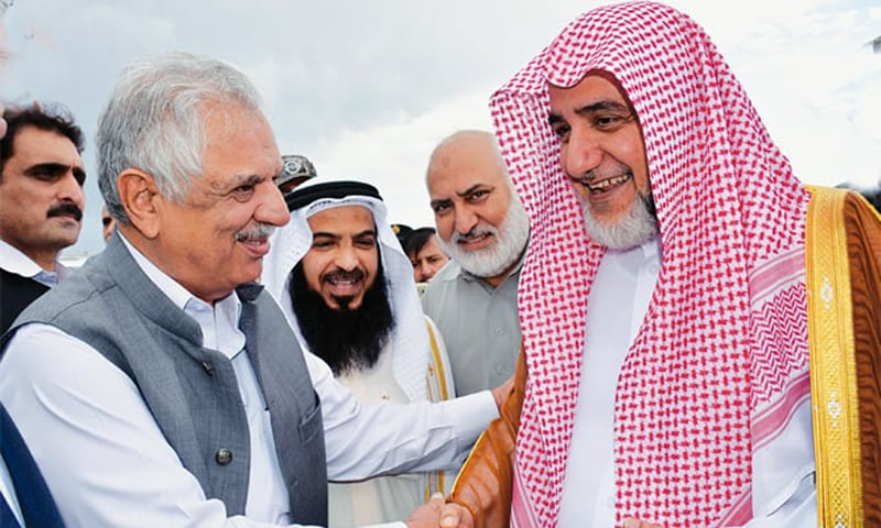 Saudi minister terms military alliance 'victory of Islam'