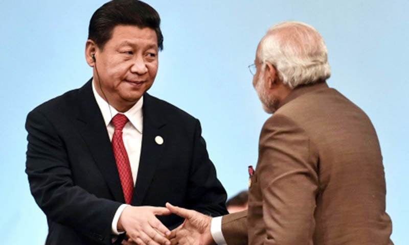 India stands in the way of China's free trade ambitions