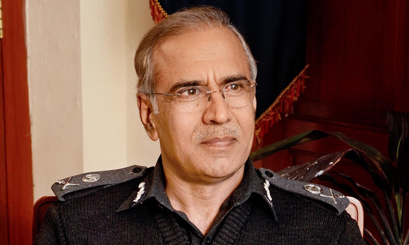 IG Punjab Mushtaq Sukhera retires from police after 30 years of service