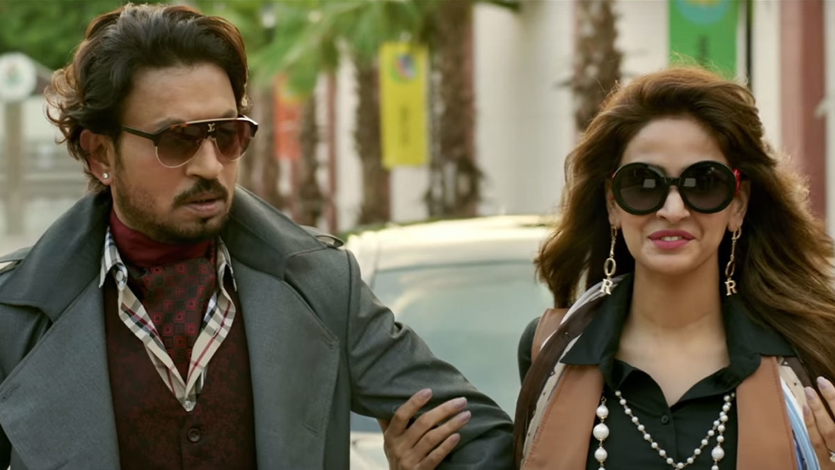 Saba Qamar and Irrfan Khan ooze swag in latest Hindi Medium song 'Suit Suit'
