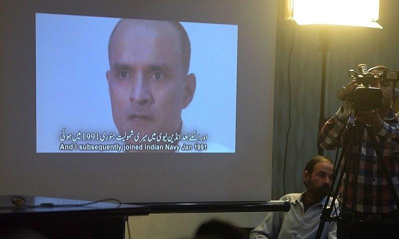 کلبھوشن یادیو مراٹھی بولنے کے باعث ایجنسیوں کے نظروں میں آیا — فوٹو : اے ایف پی