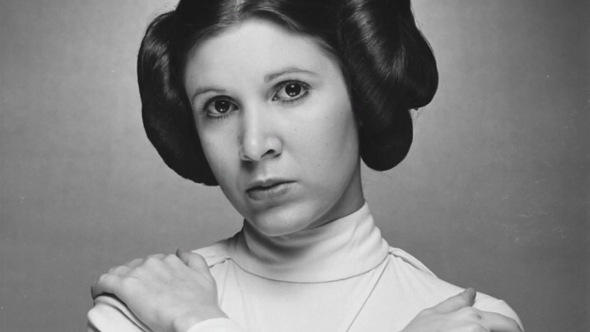 Star Wars gave Carrie Fisher a tribute and we can't stop crying