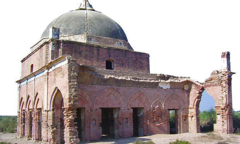 Once populated with temples, only traces of Hinduism remain in Laki