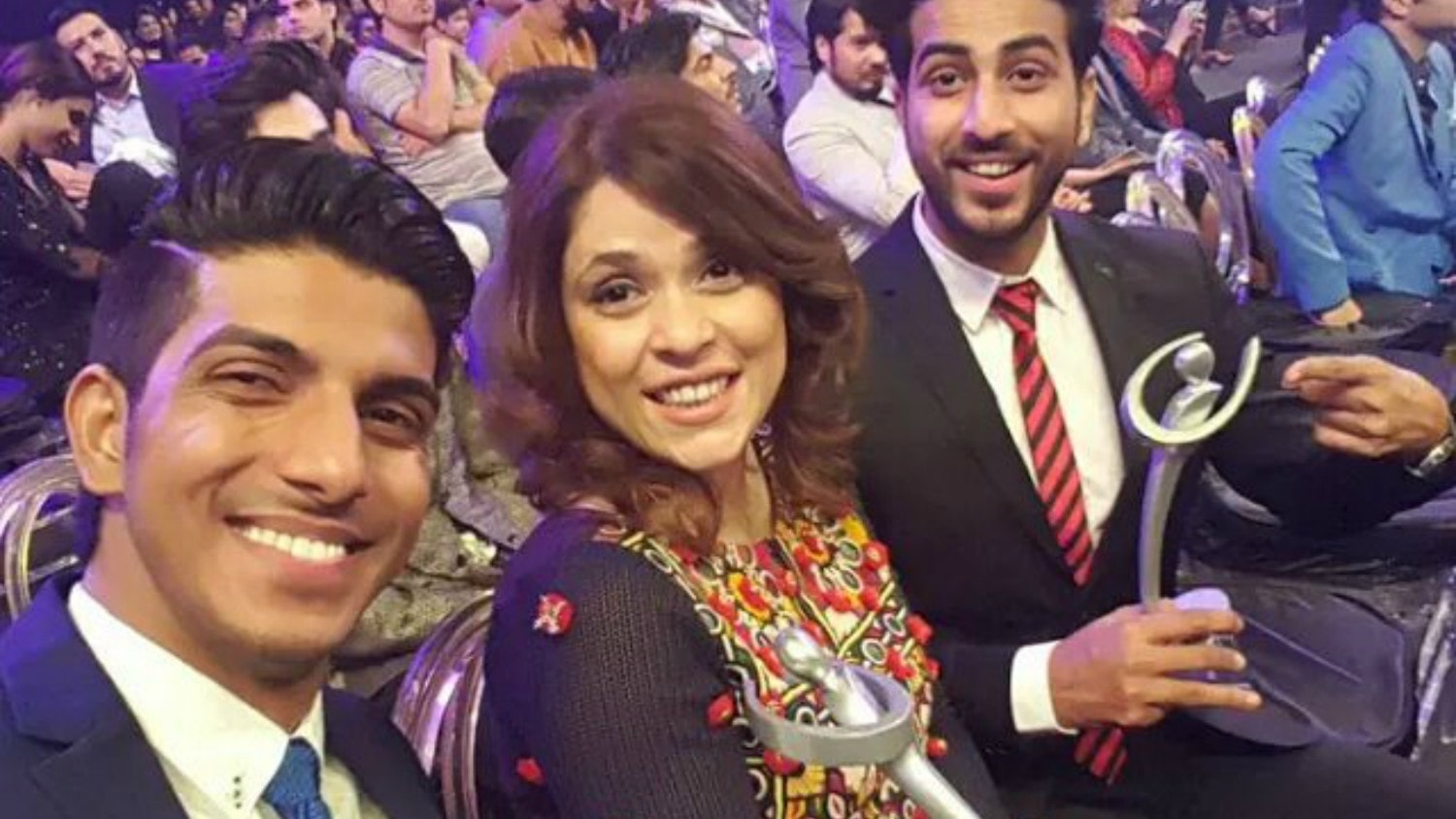 Na Maloom Afraad turned out to be both a jury and viewer's favourite at the LSA 2015
