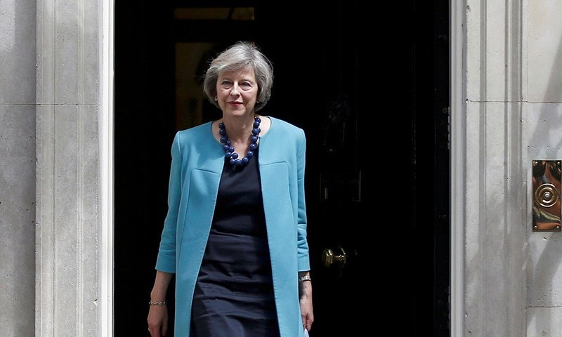 British PM calls for early general election on June 8