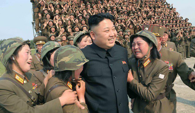 Photo credit: NK News