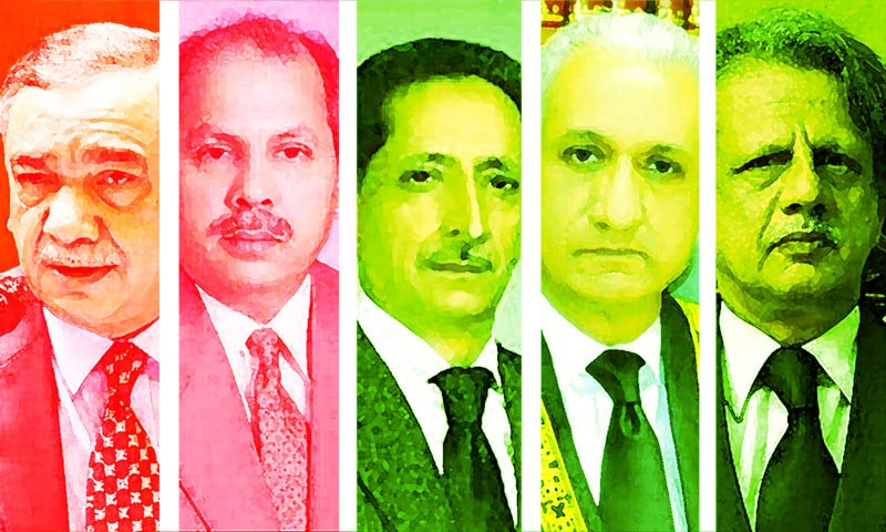 Meet the SC judges behind the Panama Papers ruling
