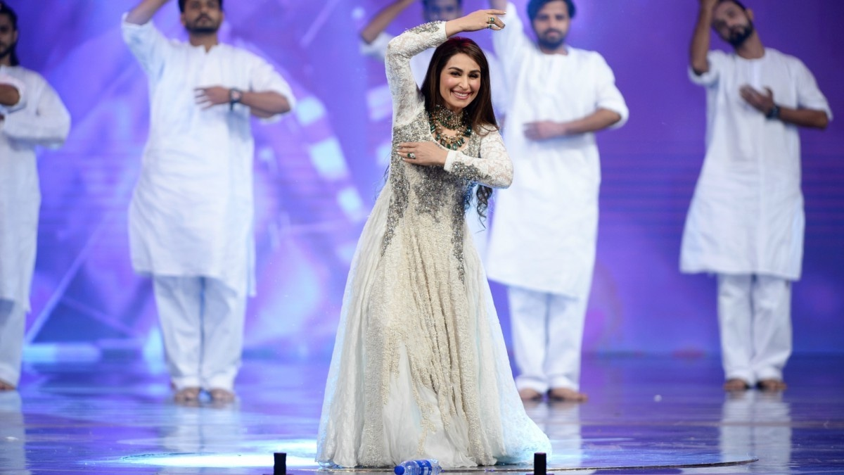 Reema's comeback at this year's Lux Style Awards was uniformly hailed as graceful