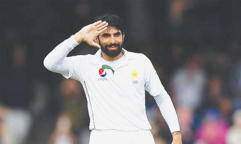 Misbah — Pakistan's redeemer from scandal to supremacy