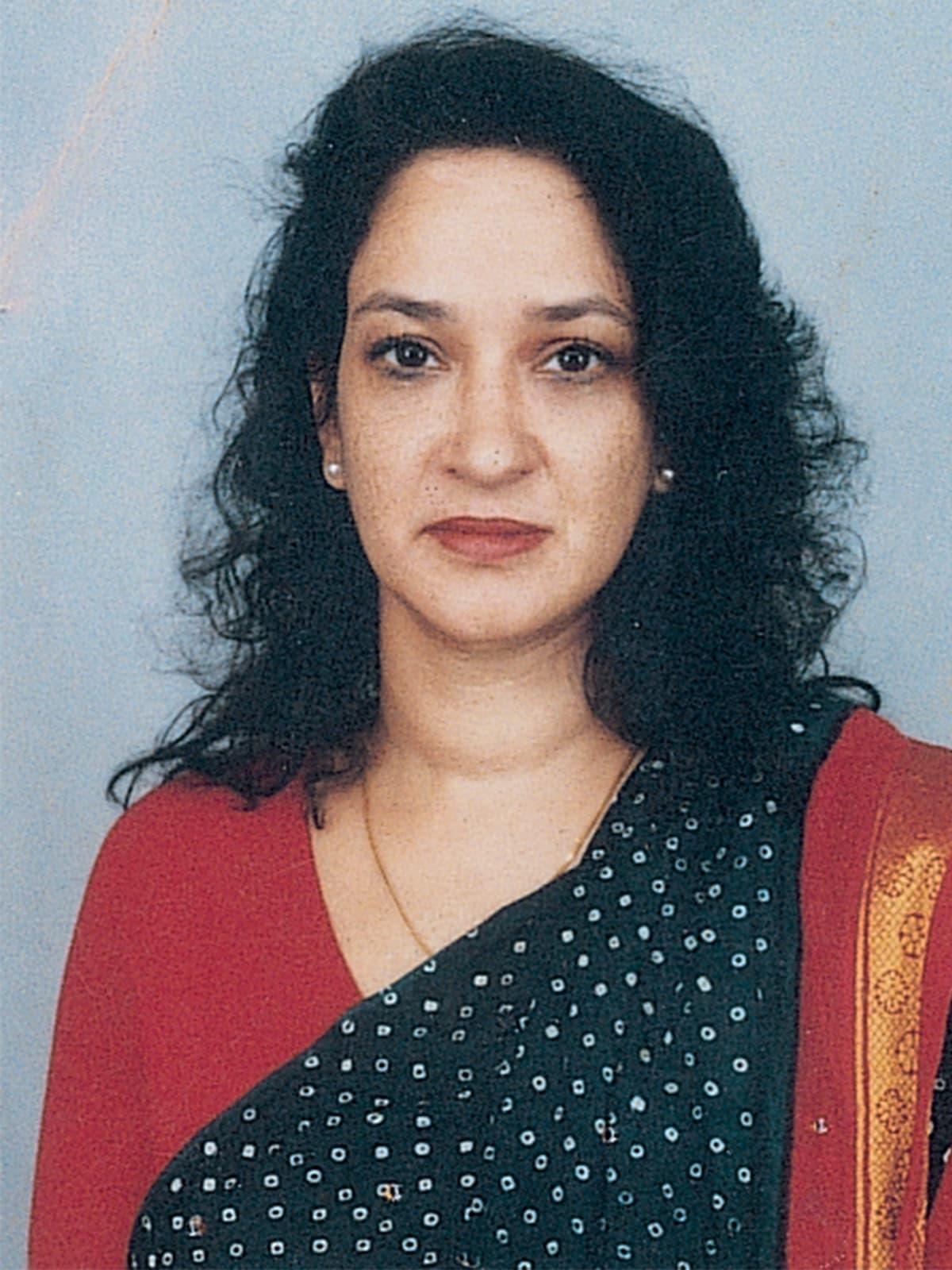 Farida Shaheed   White Star