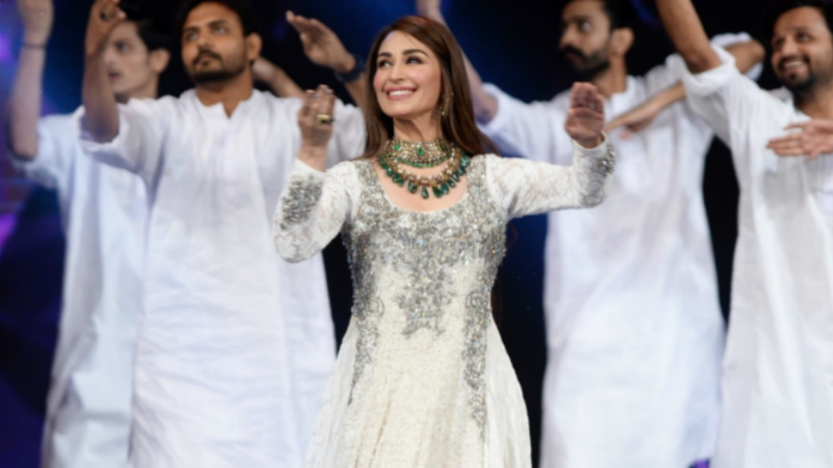 Reema's return on stage was a welcome surprise.
