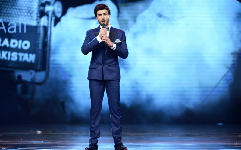 Imran Abbas gave a heartfelt tribute to our local legends.