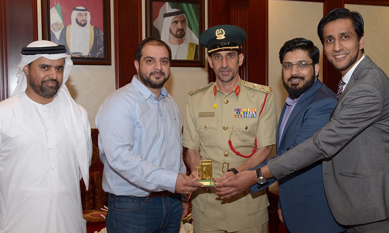 Dubai police to collaborate with PITB on technology-based police reforms