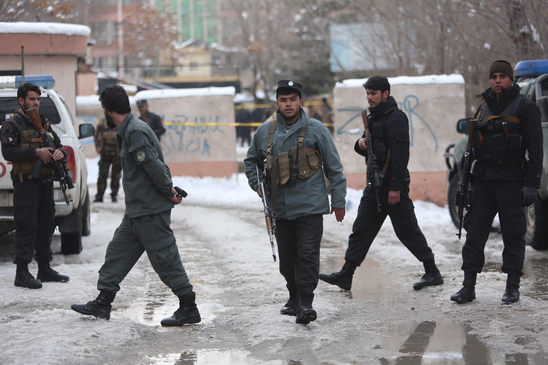 افغانستان میں امریکی فوجی اڈے کے قریب خود کش دھماکا