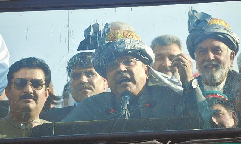 Bilawal, not Imran, is youth's true leader: Zardari
