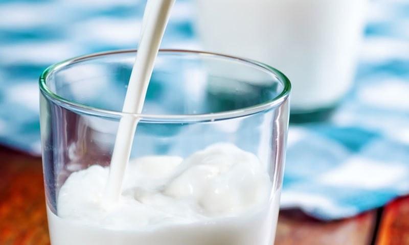 16 ڈبہ بند دودھ استعمال کیلئے صحت بخش قرار