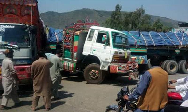شاہراہ قراقرم پر ٹریفک حادثہ، 4 افراد ہلاک