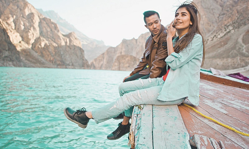 Kent S. Leung and Syra Shehroz