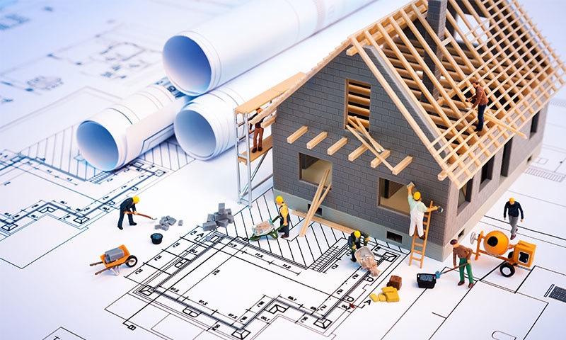 اپنے گھر کی تعمیر ایک دن میں ممکن