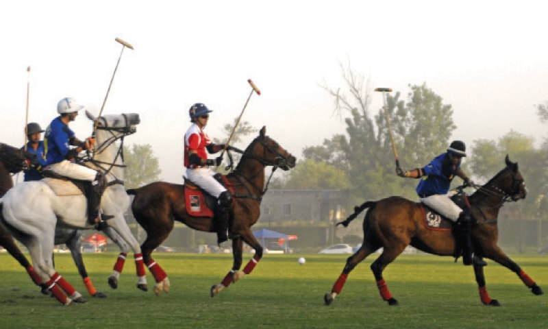Exciting match for Polo enthusiasts