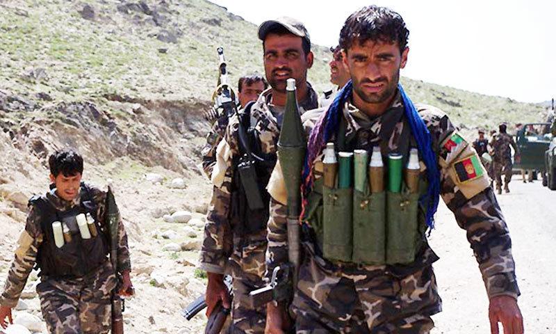 Russia, Pakistan, Iran 'malign actors' in Afghanistan, says US report