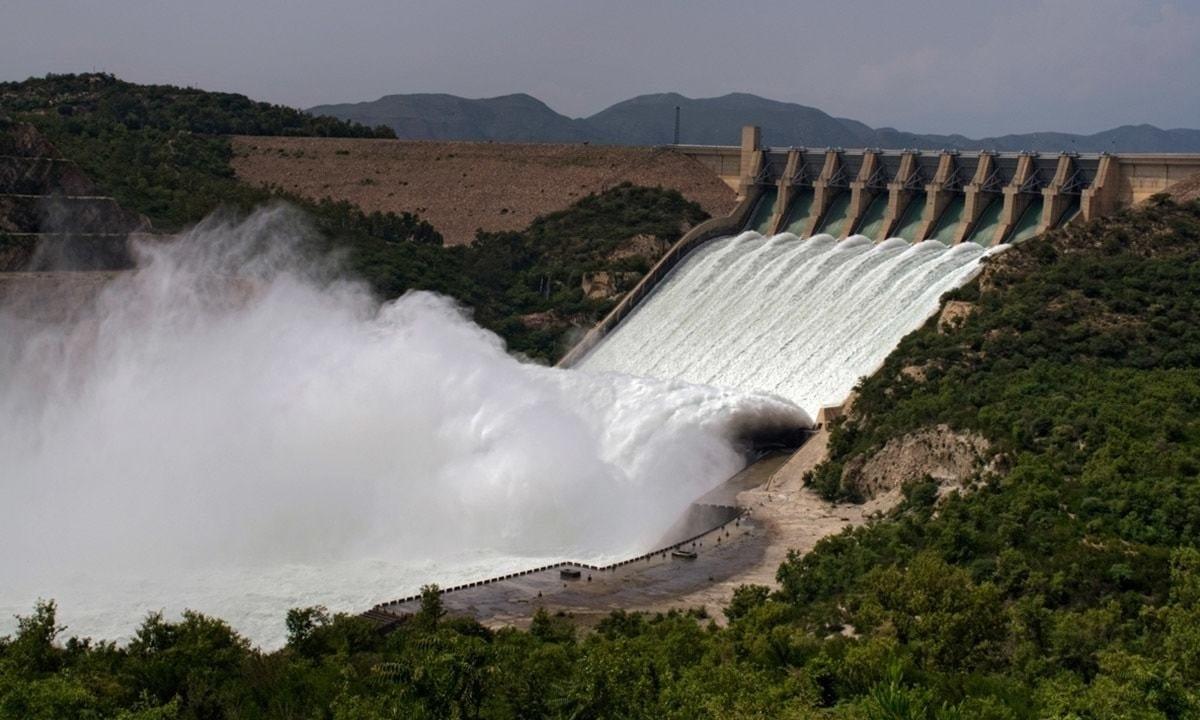 Tarbela Dam in Haripur district | Kohi Marri