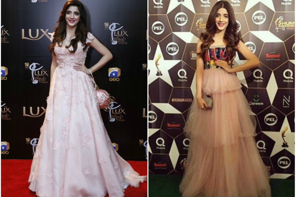 Will Mawra only wear pink now?