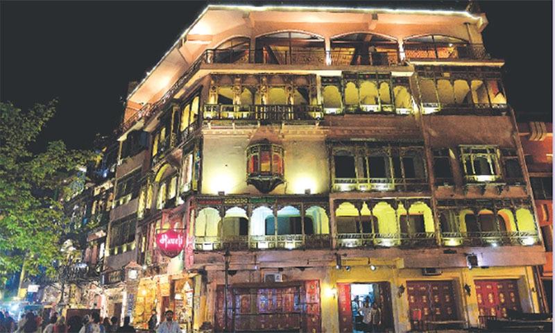 From Heera Mandi to Bazaar-i-Husn, Pakistan'