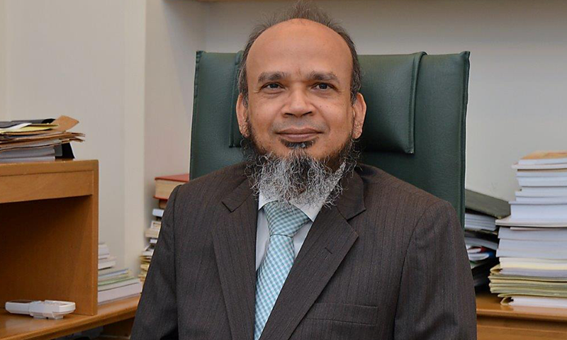 Riaz Riazuddin appointed governor of State Bank of Pakistan