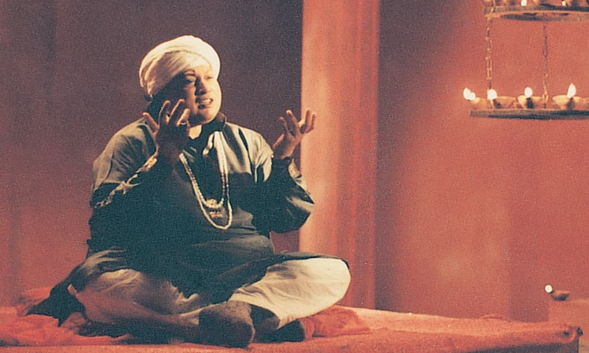 Classical music is not against Islam: Nusrat Fateh Ali Khan - Herald
