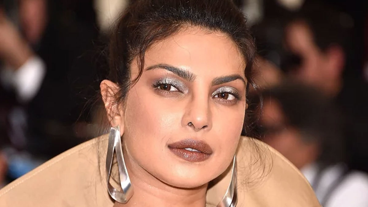 Let Priyanka Chopra show you how to respond to criticism