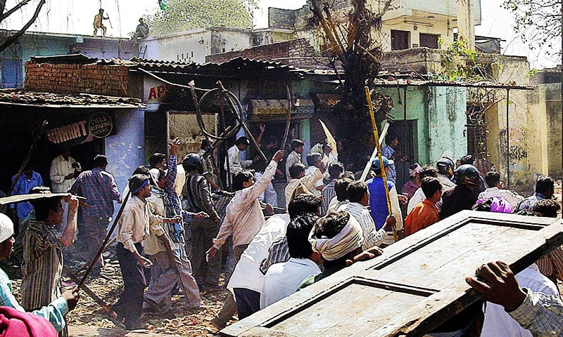 Gujarat riots trial: India's court convicts police, doctors in gang rape case