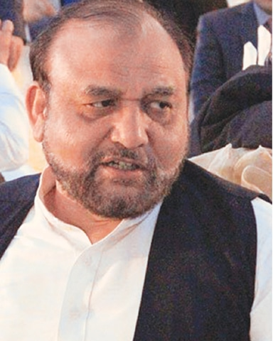 FIA Additional Director General Wajid Zia
