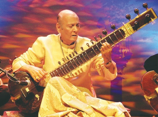 Ustad Raees Khan was also a vocalist of high merit.