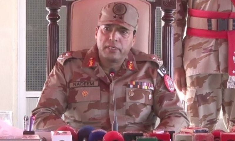 50 Afghan soldiers killed, 100 injured in retaliatory firing to Chaman cross-border attack: IG FC