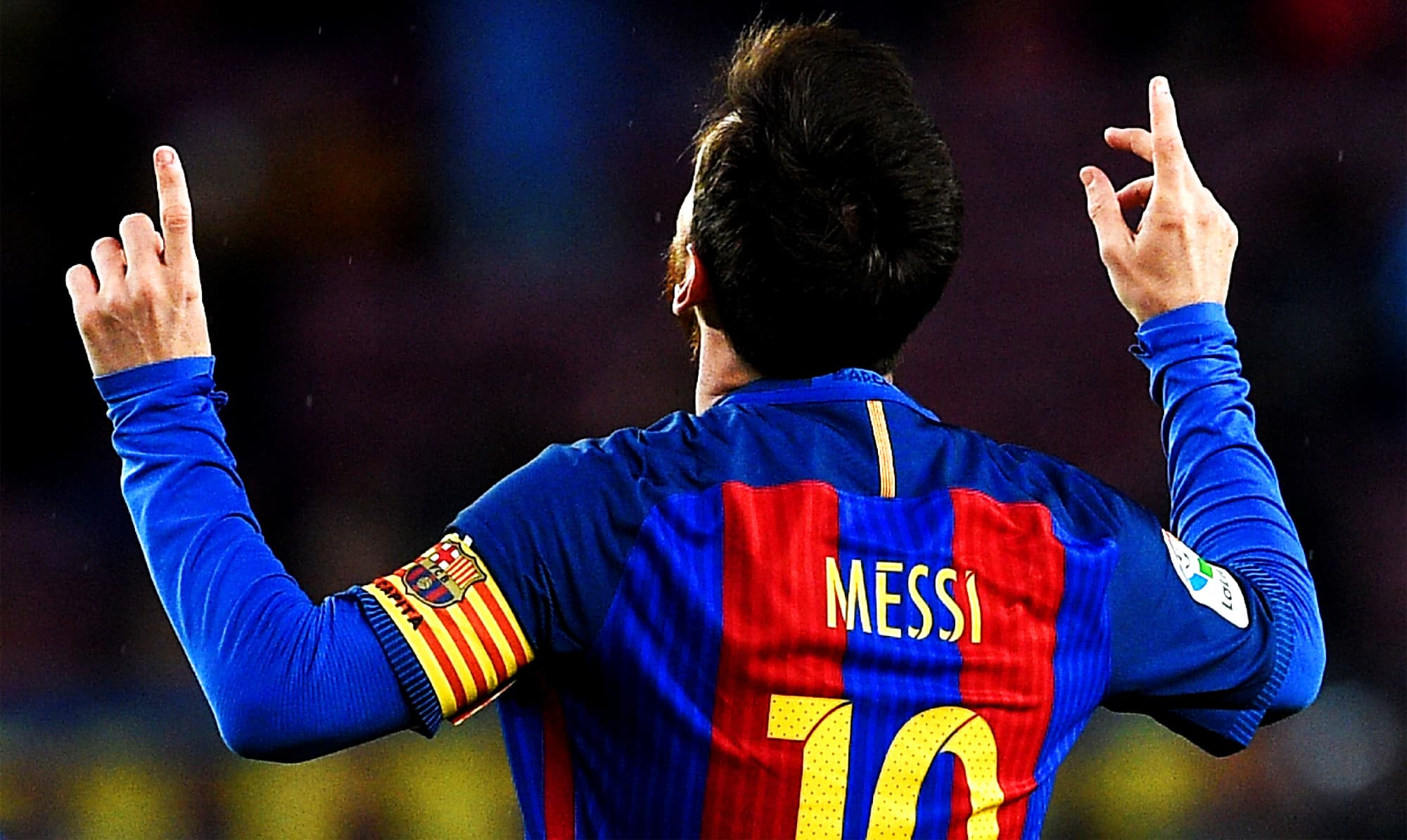 Lionel Messi, the maestro from Rosario