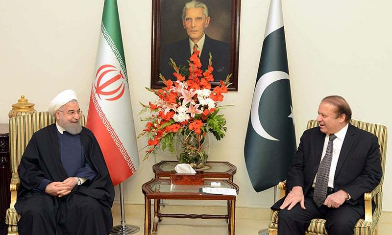 Pak-Iran diplomacy