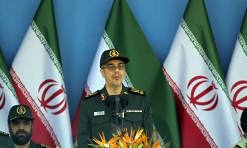 Iran warns will hit 'militant safe havens' inside Pakistan