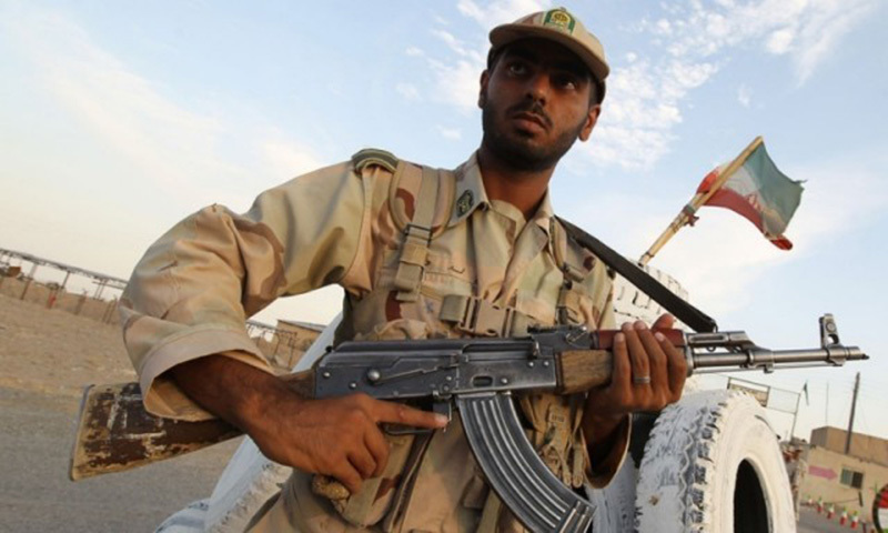 Iranian army official urges Pakistan to 'take responsibility' of border skirmish