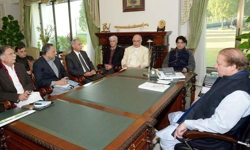 Another PM House huddle on Dawn story probe row