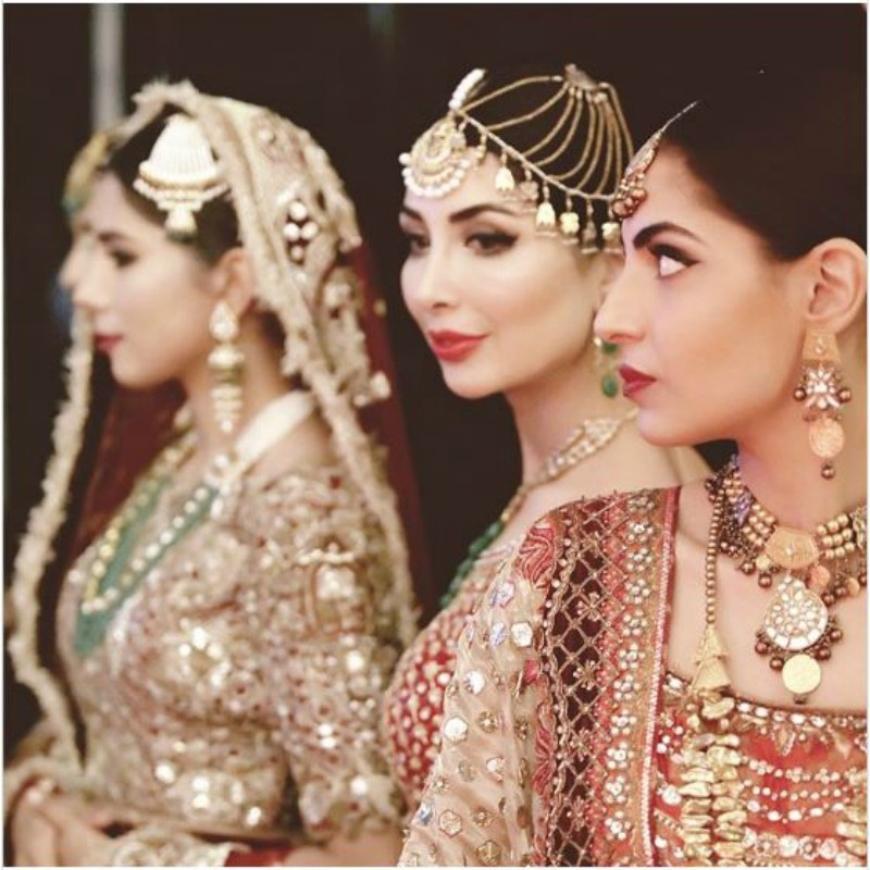 Bridal by Master Artist: Rs36,000