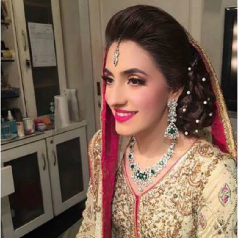 Would You Pay Rs180000 For Your Bridal Makeover? - Style - Images
