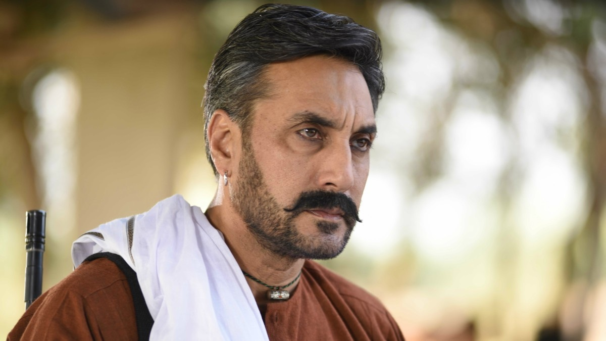 Adnan Siddiqui plays the conflicted Rashid perfectly