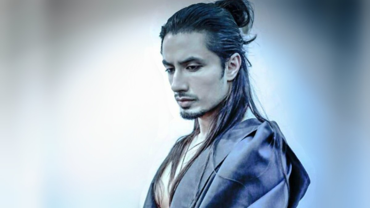 Ali Zafar's latest song 'Ishq' is as intense as his new look
