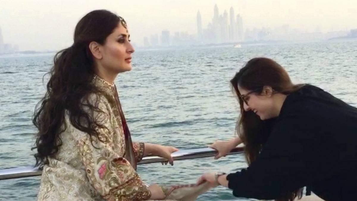 This Pakistani designer dressed Kareena Kapoor for her first post-baby shoot
